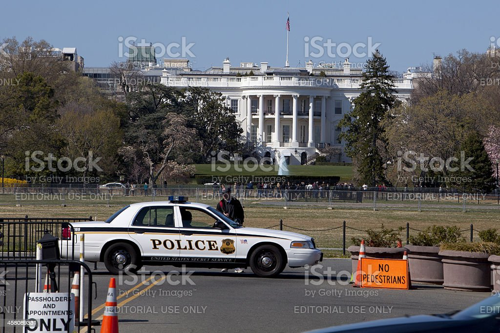 National Security royalty-free stock photo