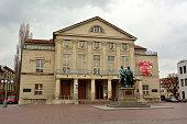 National Theatre (Deutsches Nationaltheater and Staatskapelle Weimar) building in Weimar
