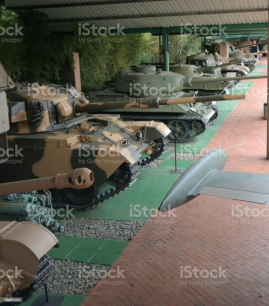 National War Museum Johannesburg South Africa stock photo