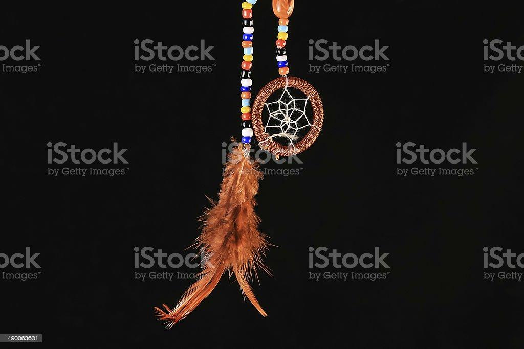 Native American Spiritual Symbol stock photo