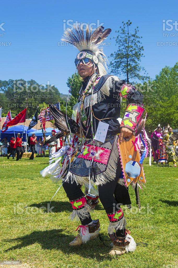 Native Indian royalty-free stock photo