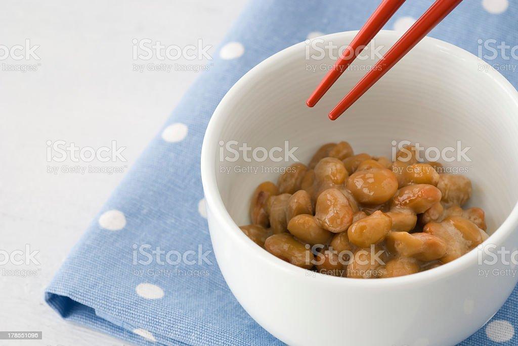 Nattou stock photo