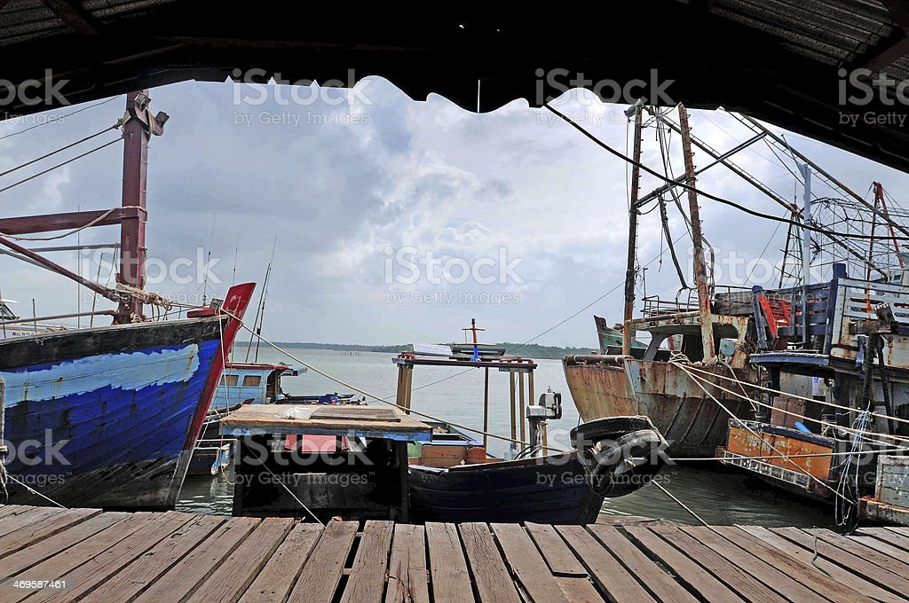natuna stock photo