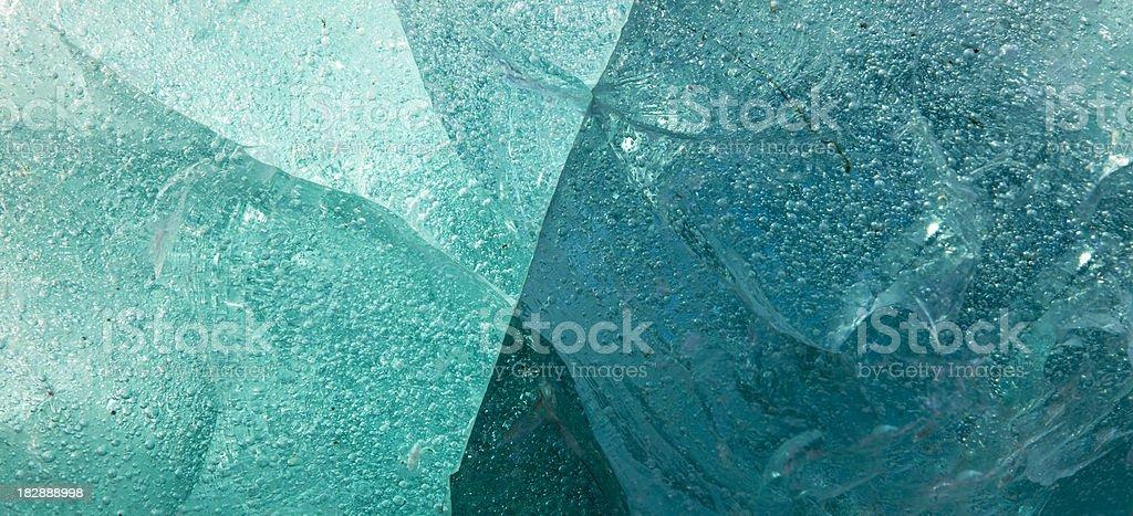Natural Backlit Gemstone Background stock photo