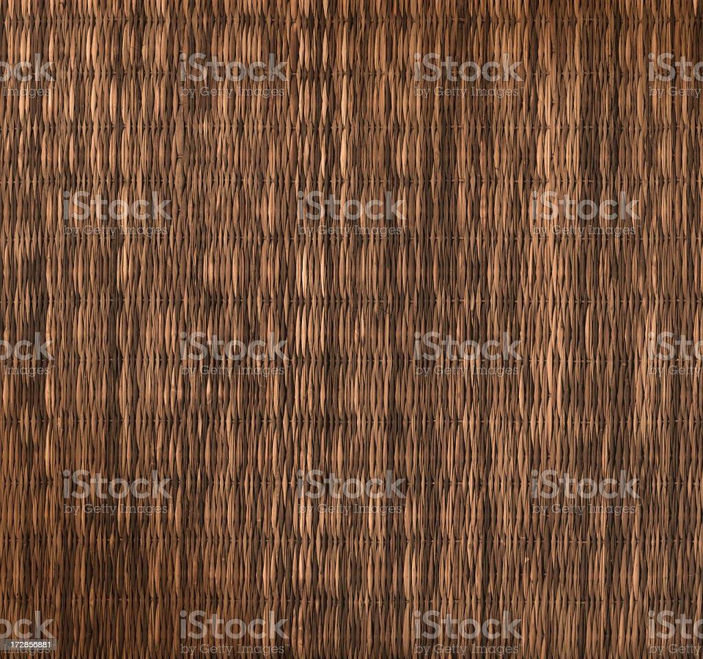 natural basket texture royalty-free stock photo