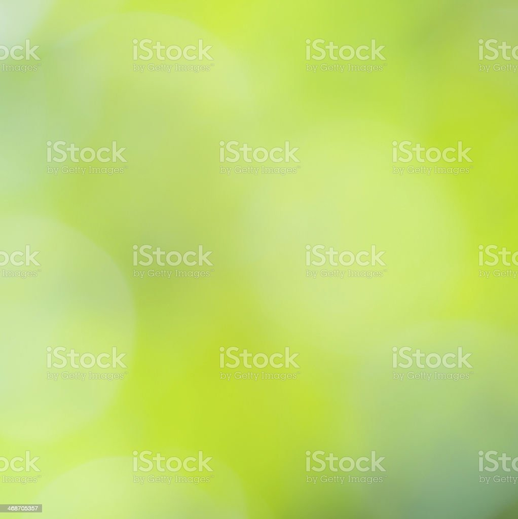Natural beautiful bokeh and colorful abstract background stock photo