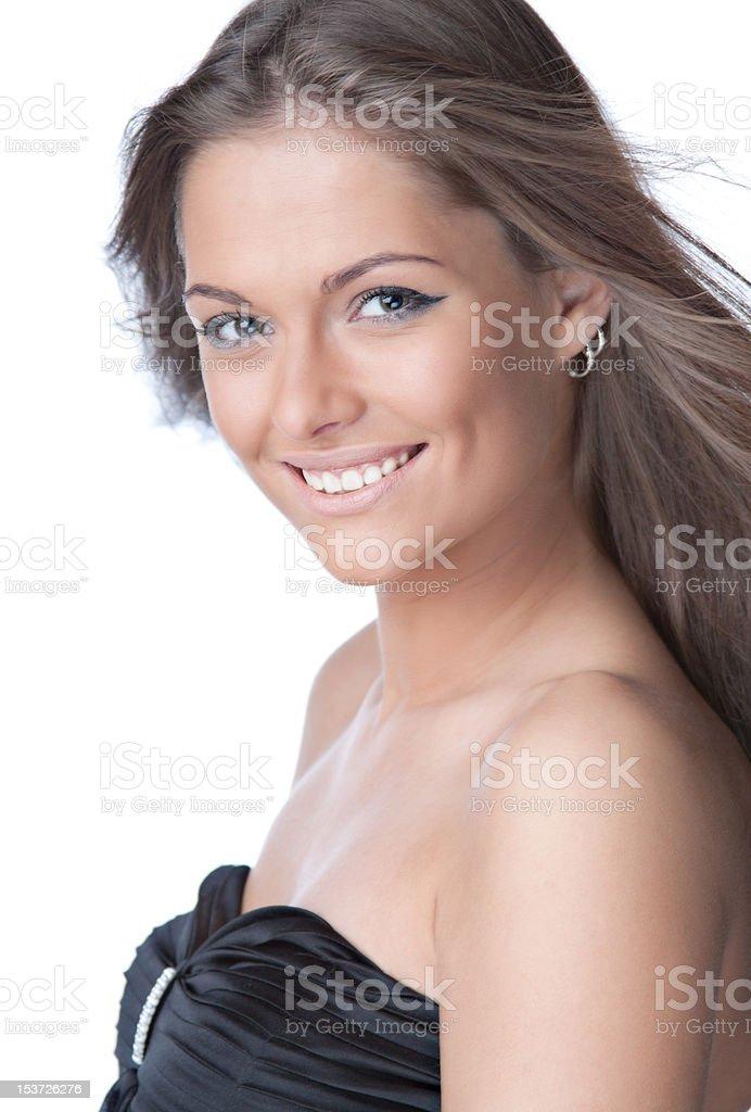 Natürliche Schönheit Lizenzfreies stock-foto