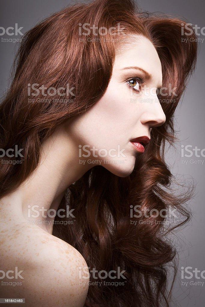 Natural beauty royalty-free stock photo
