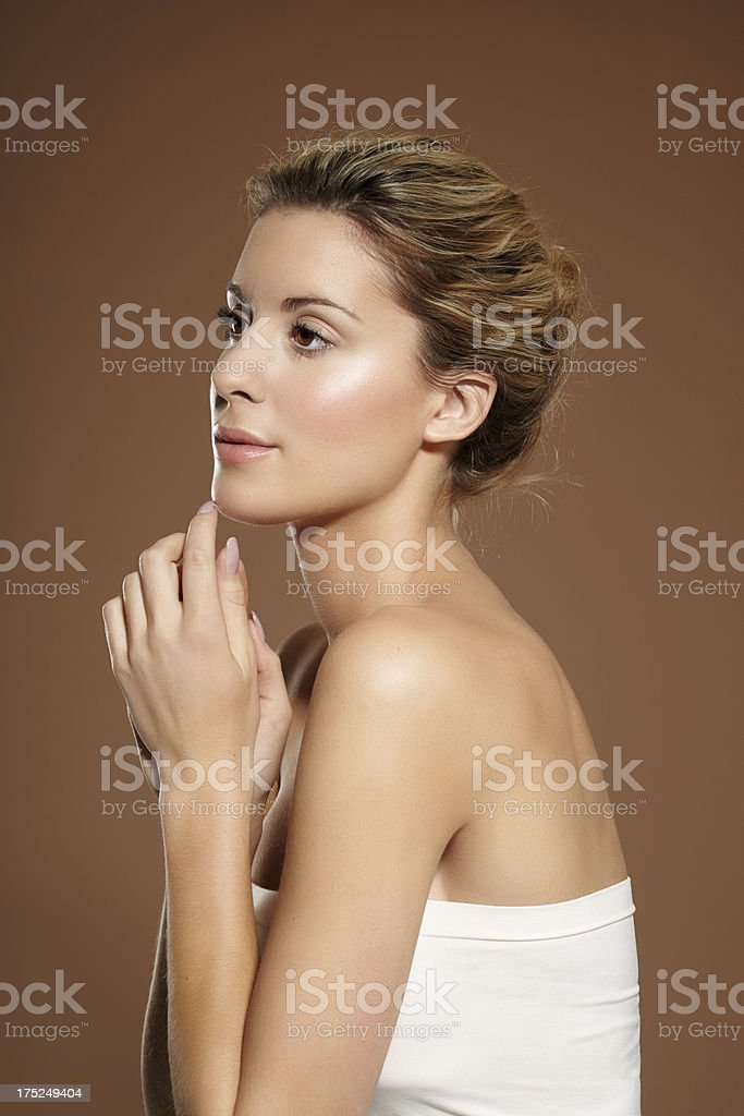 Natural Beauty royalty-free stock photo