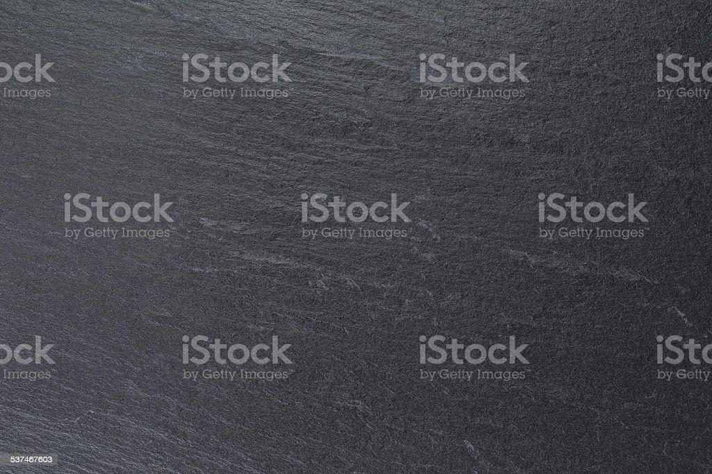 natural black slate background stock photo