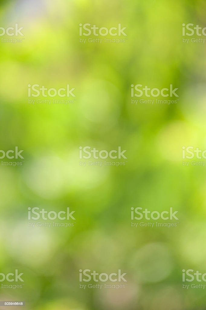 Natural blurred background stock photo