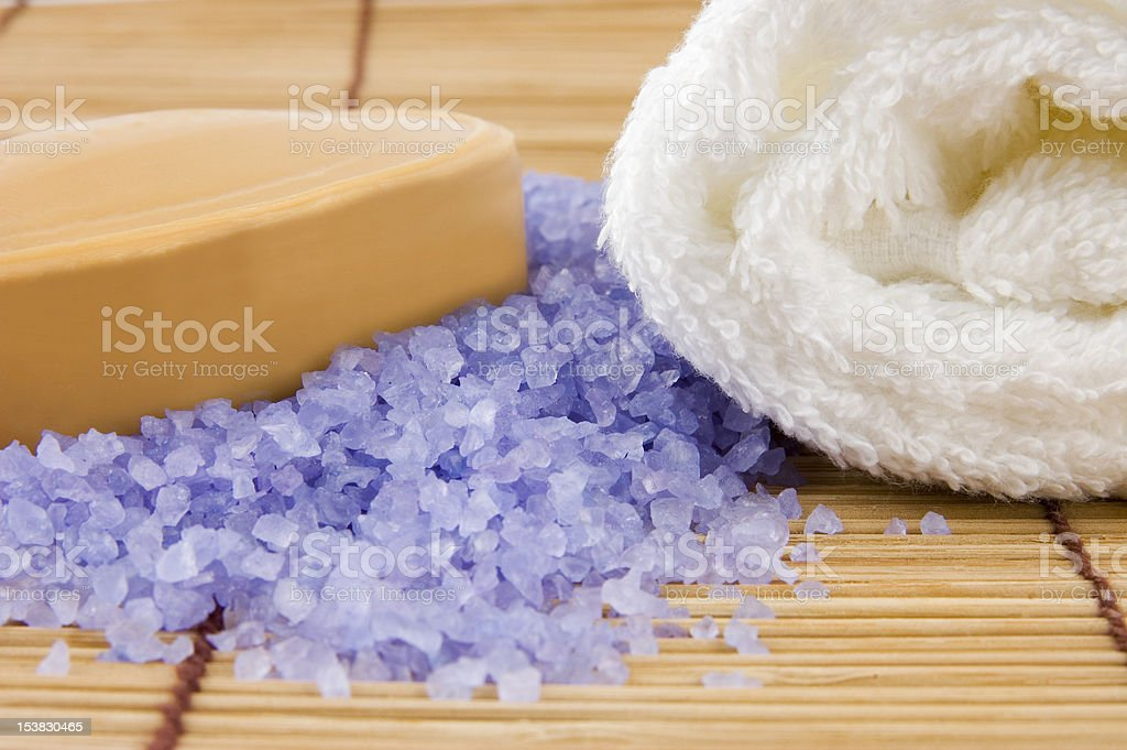 Natural body care royalty-free stock photo