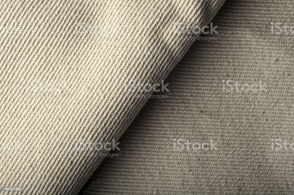 natural burlap texture royalty-free stock photo
