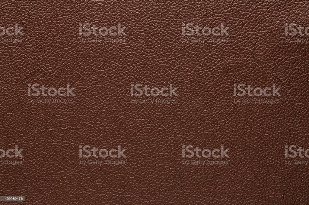 Natural dark brown leather texture Natural pattern stock photo