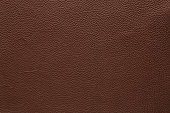 Natural dark brown leather texture Natural pattern