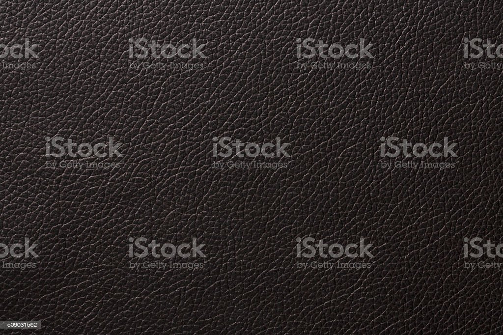 Natural dark gray leather texture Natural pattern stock photo