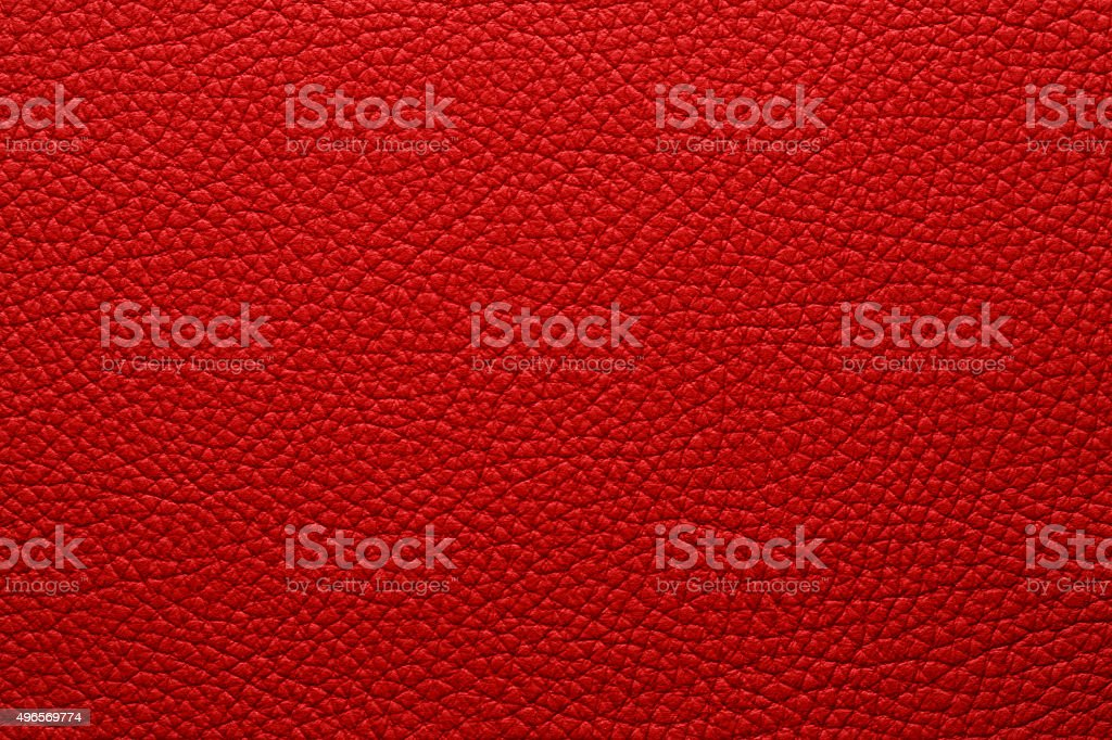 Natural dark red leather texture Natural pattern stock photo