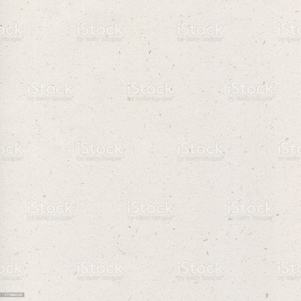 Natural decorative recycled art letter paper texture, light rough textured stock photo