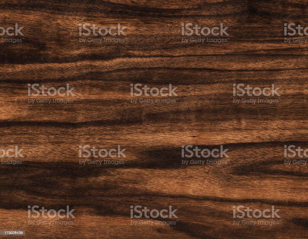 natural ebony wood stock photo