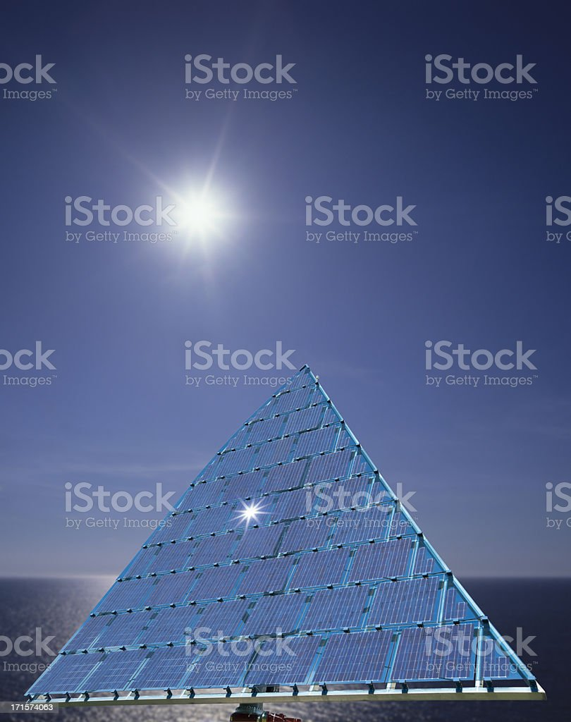 Natural energy  (image size XXL) royalty-free stock photo