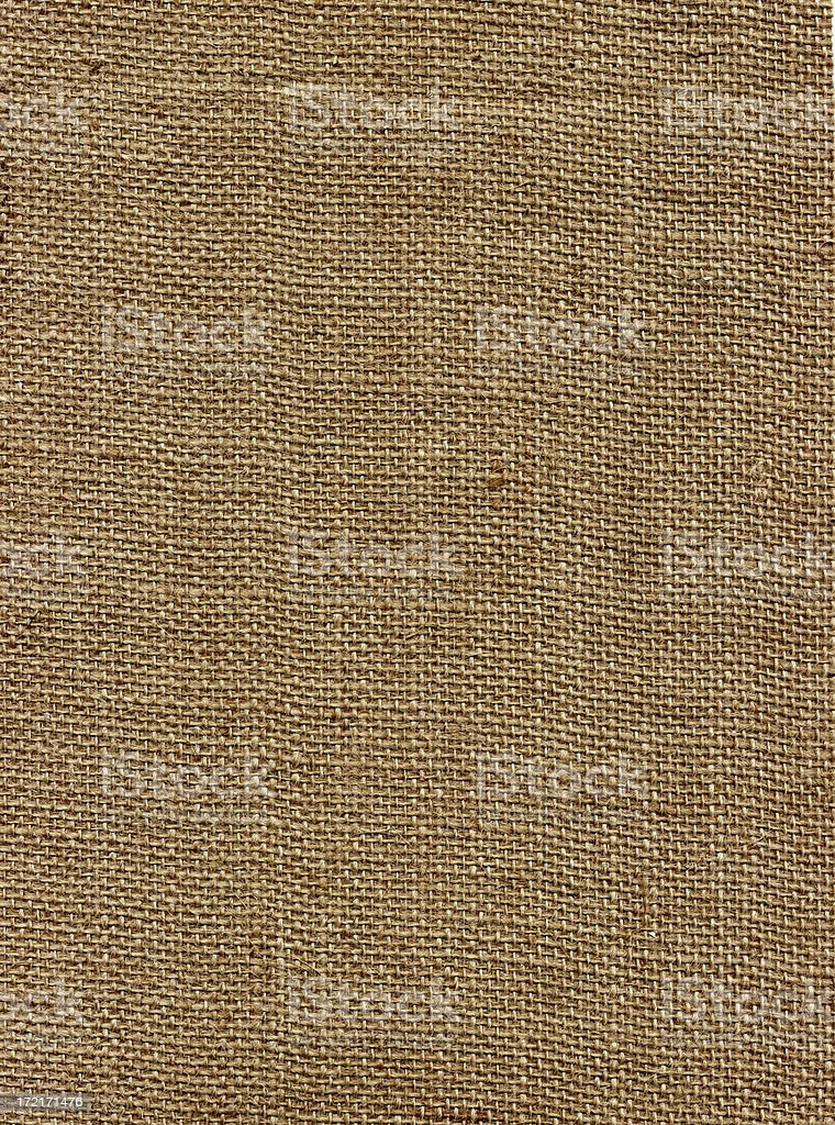natural fiber 31 burlap royalty-free stock photo