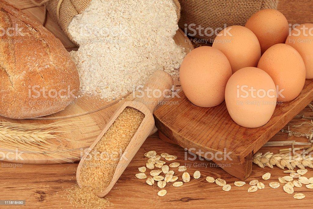Natural Food Choice royalty-free stock photo