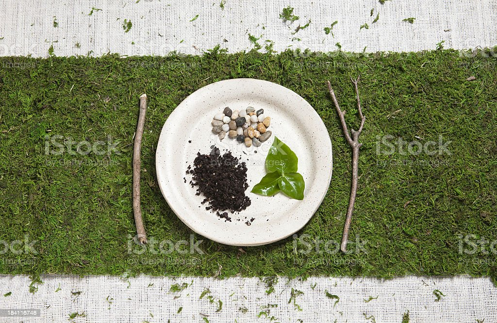 Natural Foods stock photo