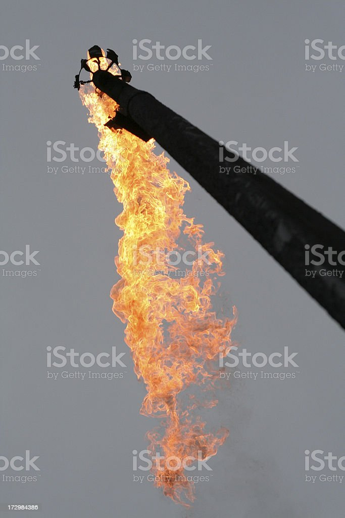 natural gas stock photo