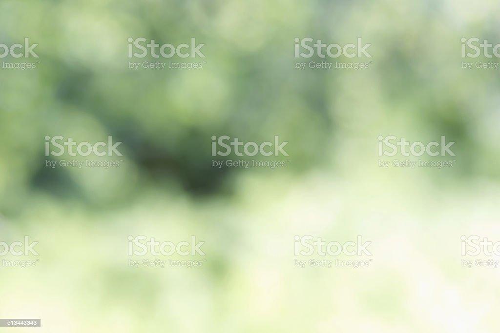 Über grüne bokeh Hintergrund Lizenzfreies stock-foto