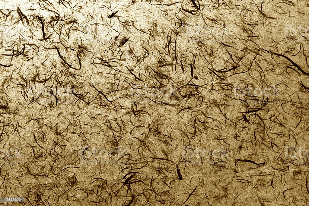Natural handmade paper texture vintage royalty-free stock photo