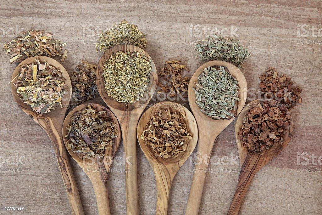 Natural Health Remedies stock photo