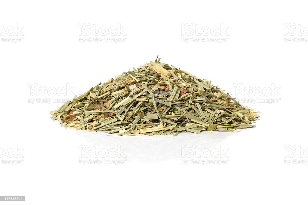 Natural Herbal & Fruit Tea royalty-free stock photo