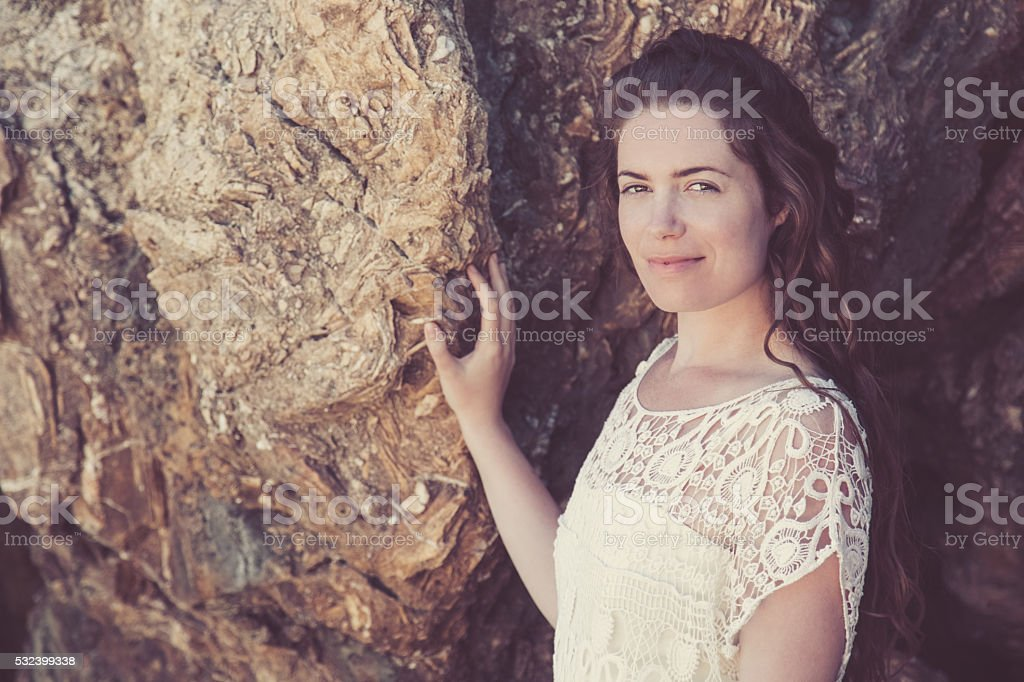 Natural Kind Of Beauty stock photo