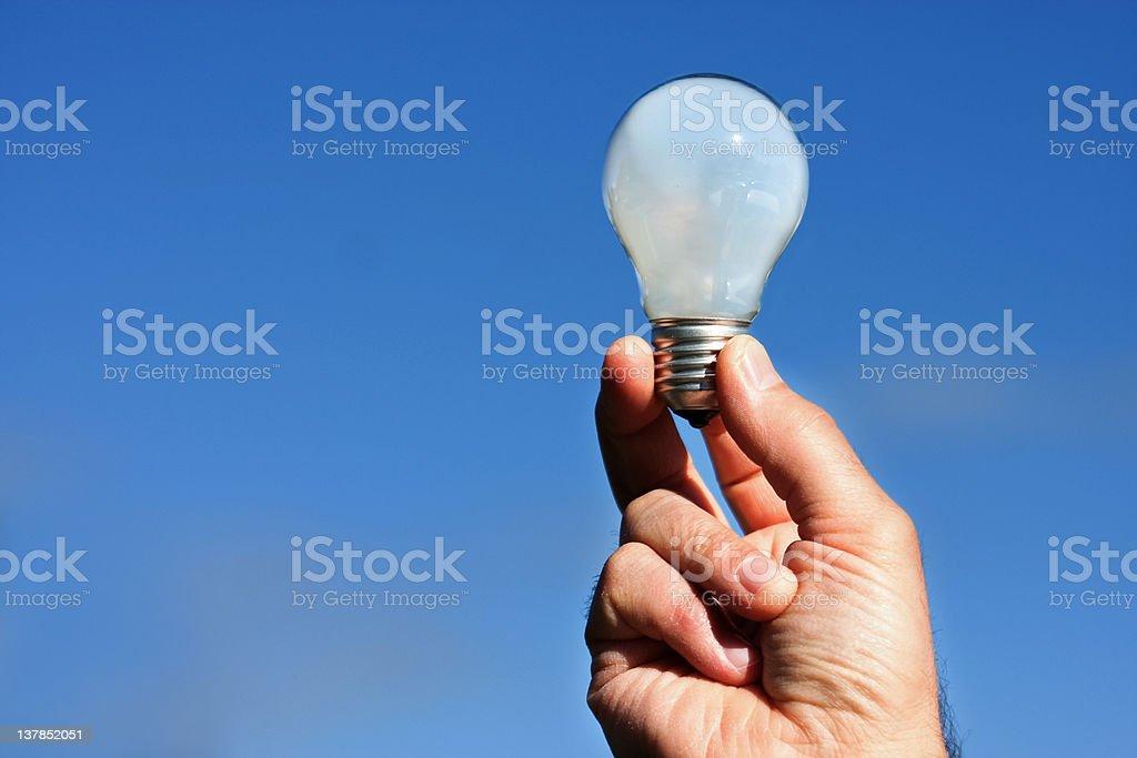 Natural Light stock photo