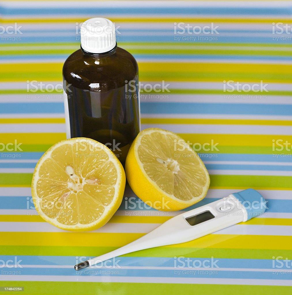 natural medicine stock photo