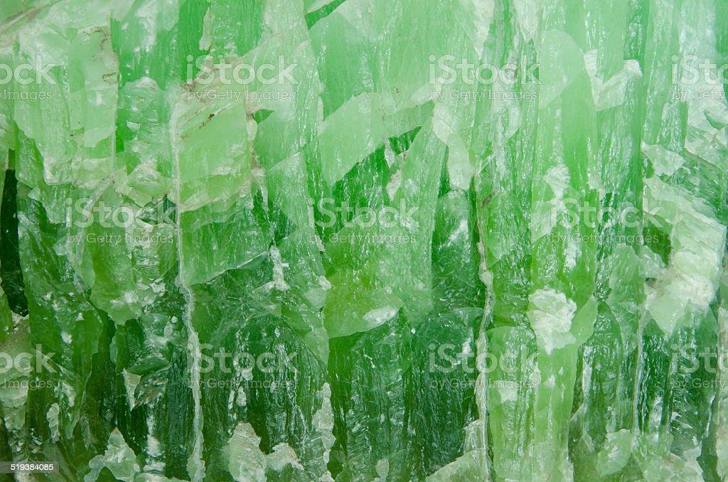 Natural of jade surface stock photo