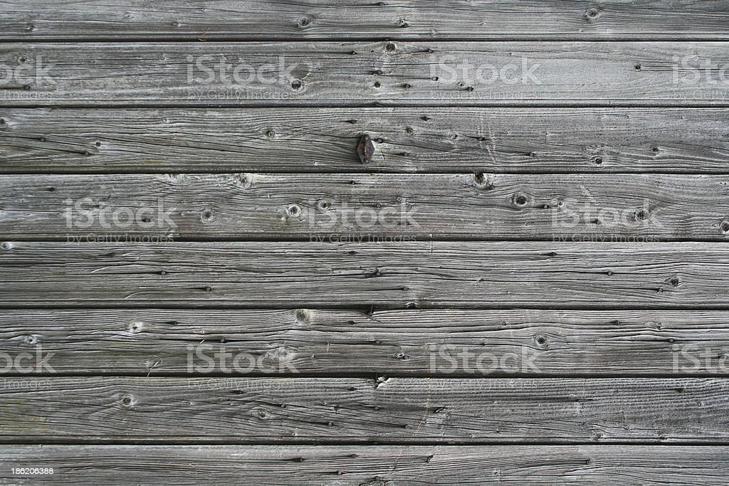 Natural old wooden background royalty-free stock photo