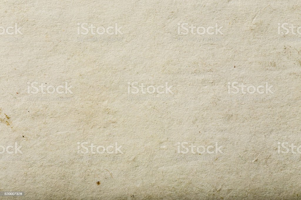 Natural paper texture stock photo