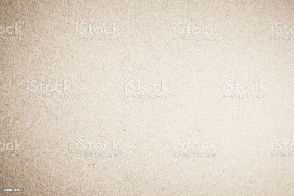Natural Recycled Paper Texture stock photo
