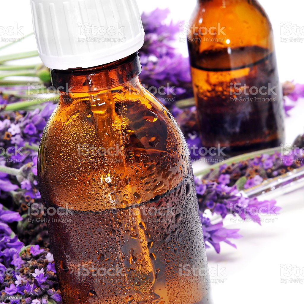 natural remedies royalty-free stock photo