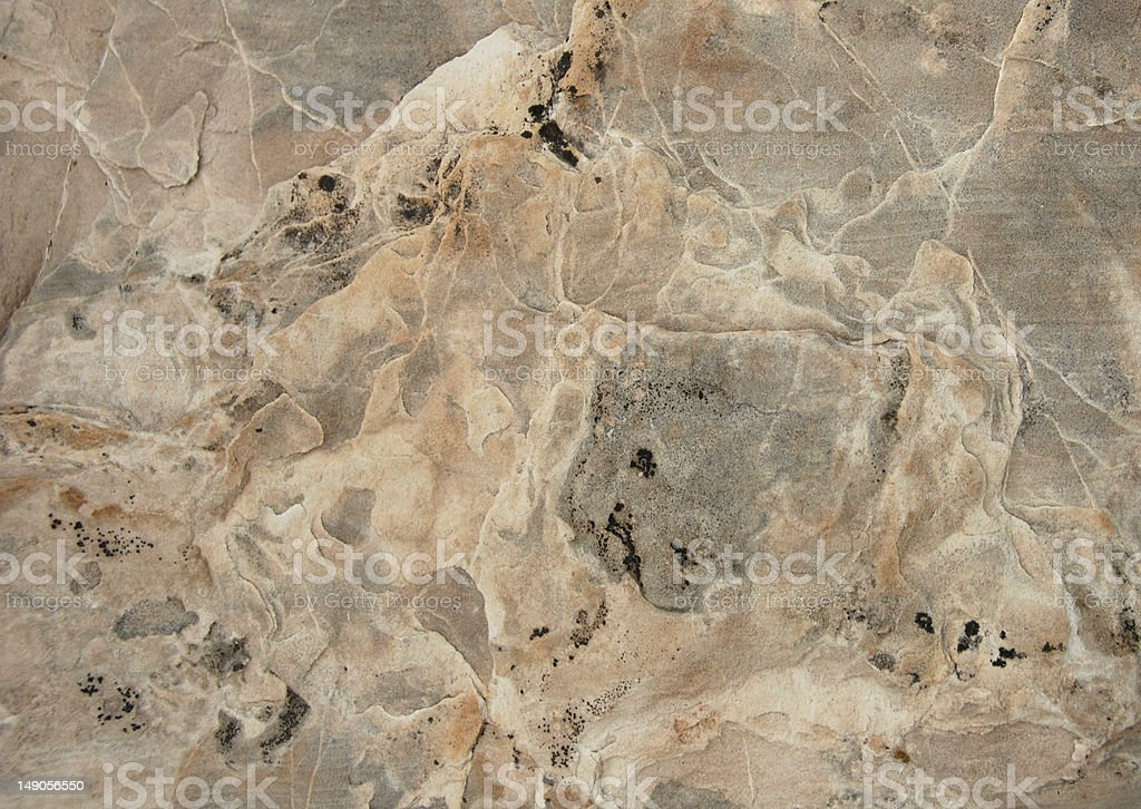 Natural Sandstone Background royalty-free stock photo