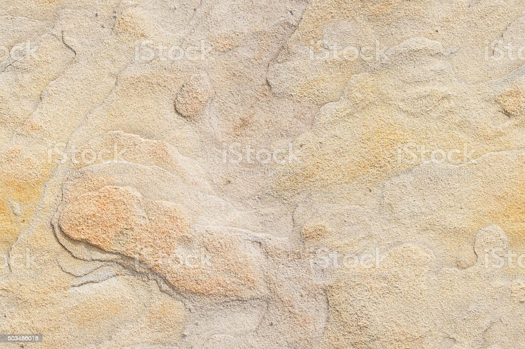 Natural Sandstone Seamless Tile stock photo
