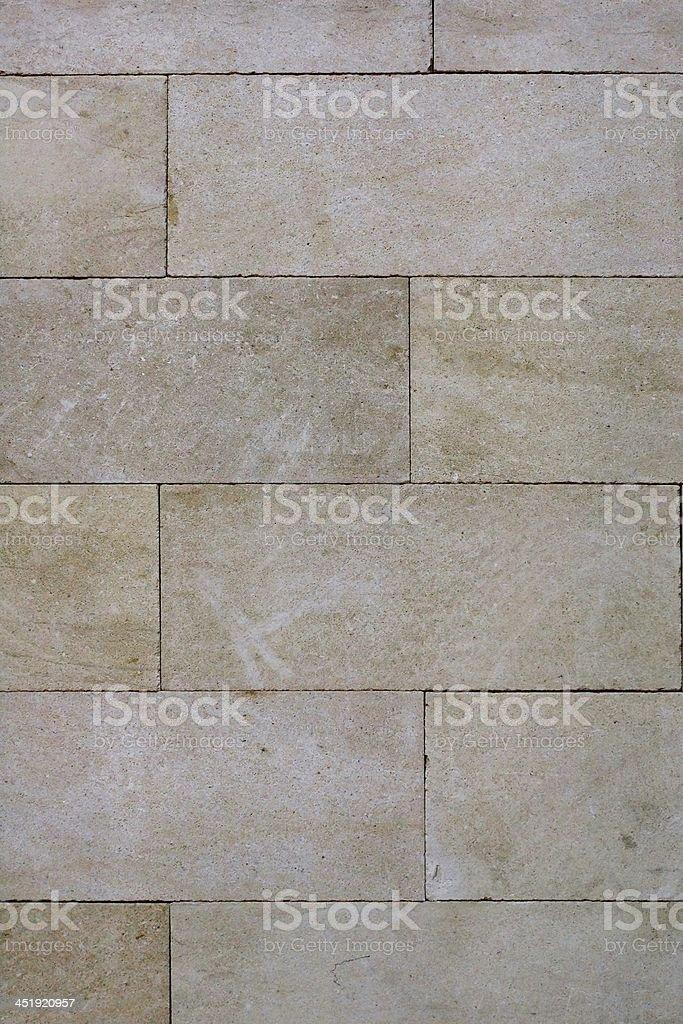 Natural sandstone tiles background stock photo