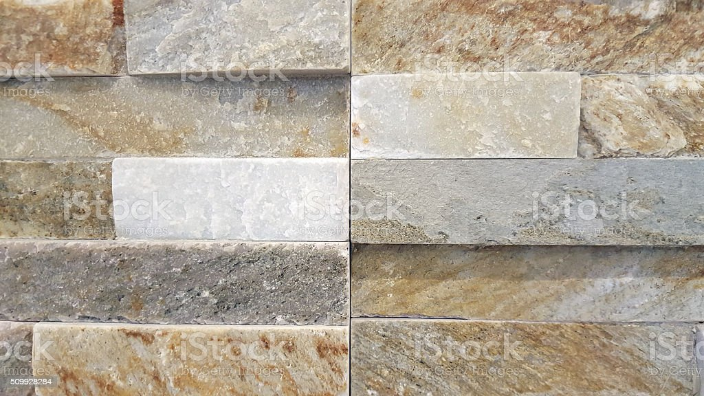 Natural Slabs Of Stone Background stock photo
