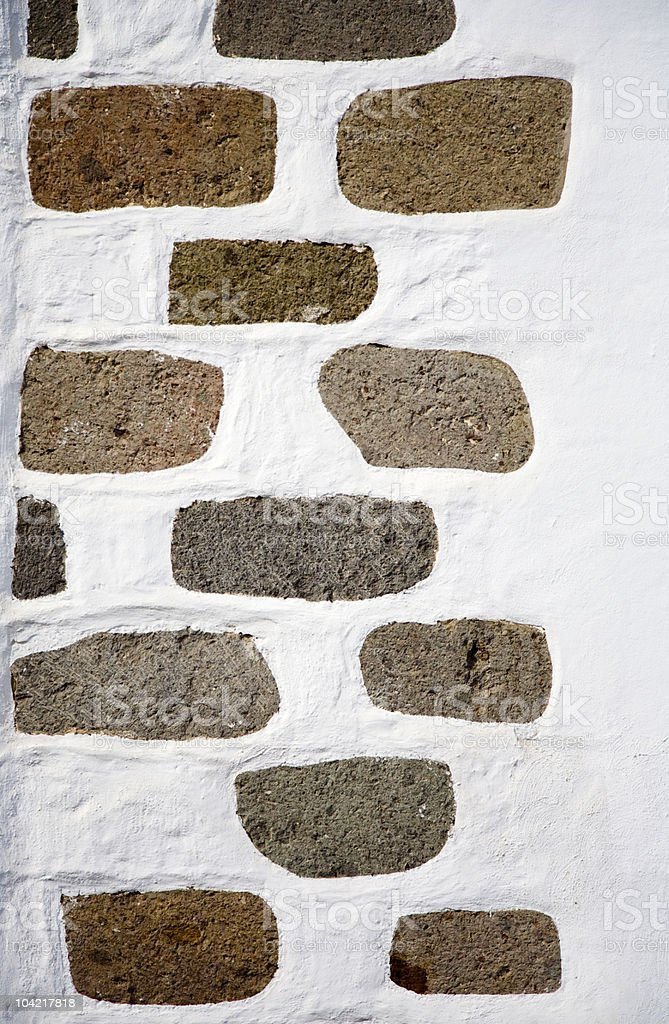 Natural stone background royalty-free stock photo