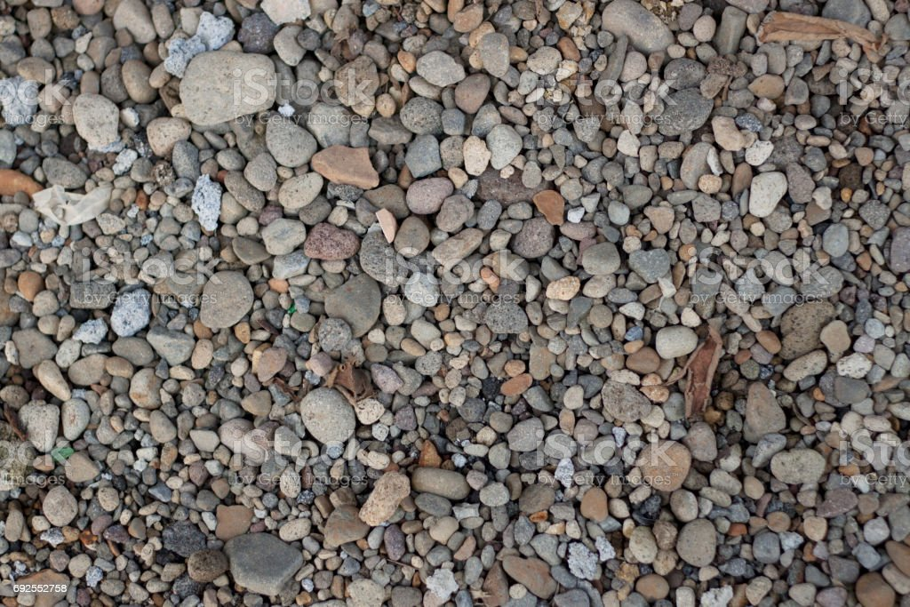 Natural stone texture with different colors stock photo
