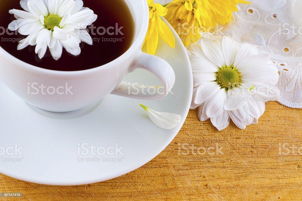 Natural tea royalty-free stock photo