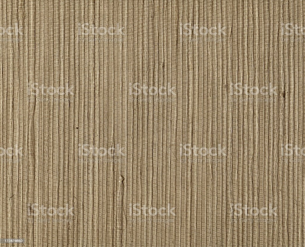 natural thatch fabric stock photo