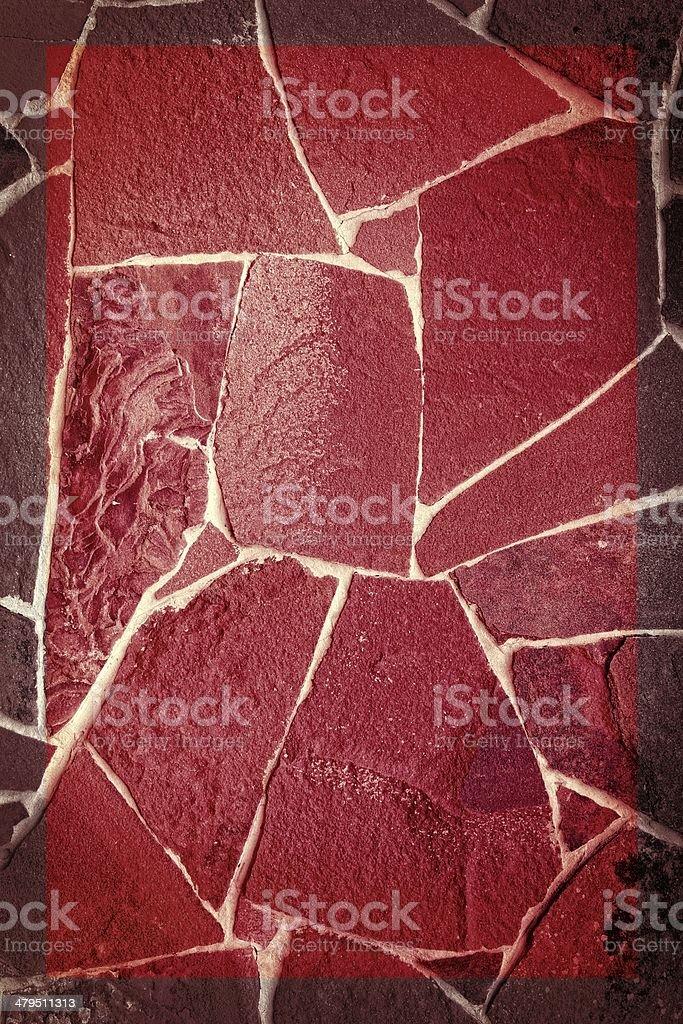 Natural Tile Stone Background, XXXL stock photo