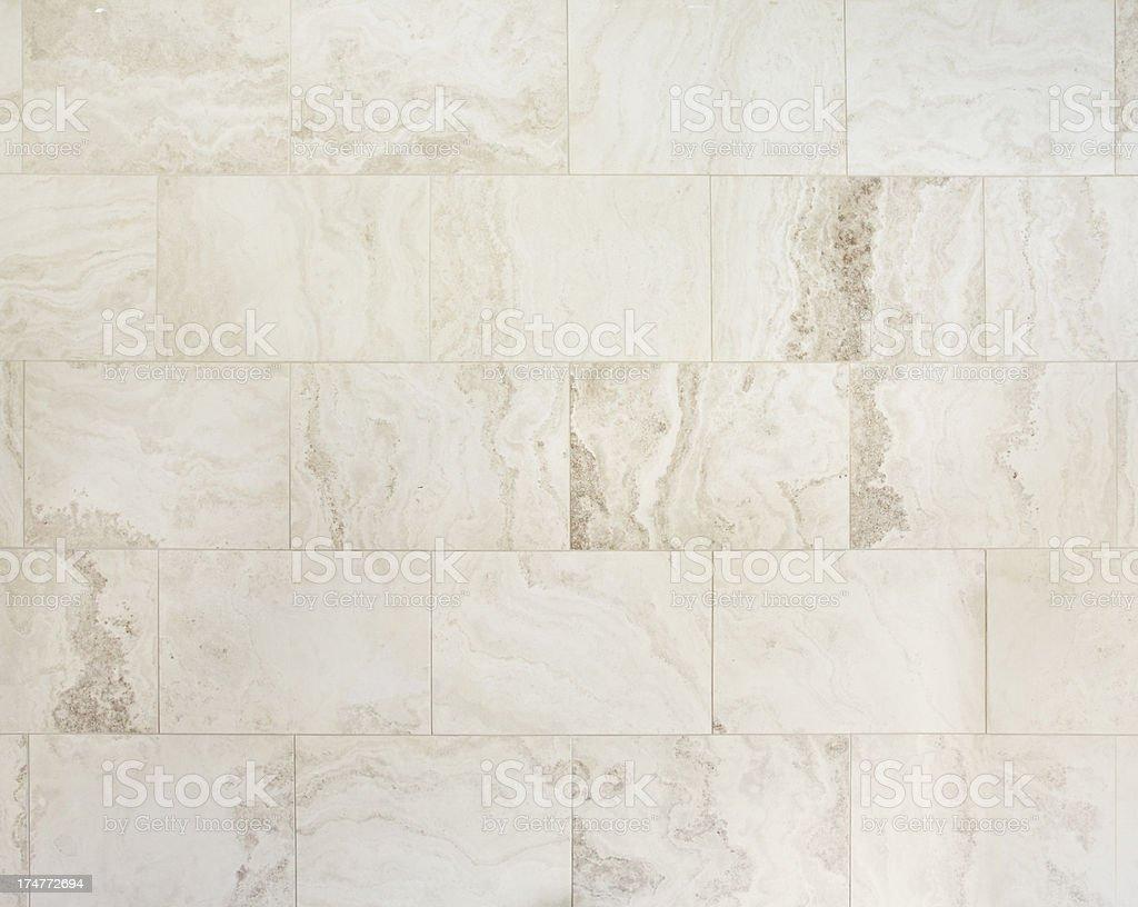 natural travertine stone tiles royalty-free stock photo